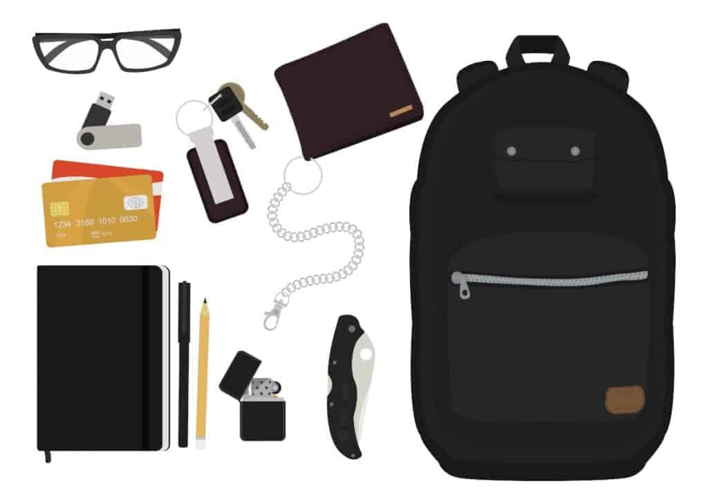 Everyday carry items that can be used as survival gear